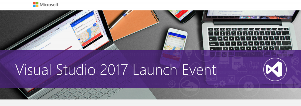 Visual Studio 2017 launch event